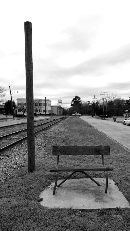 train bench